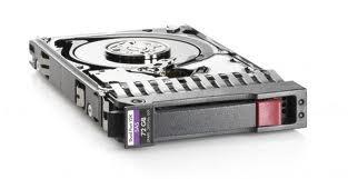 Hp 72gb 15k Sas Drive (418371-B21 HP 72GB 15K rpm Hot Plug SAS 2.5 Dual Port Hard Drive)