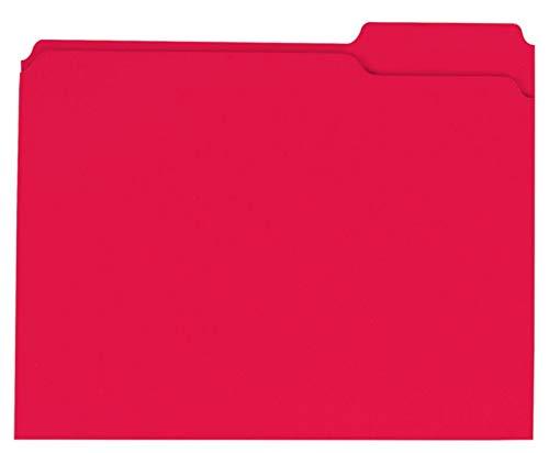 Office Depot Brand Color File Folders, 8 1/2