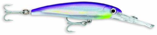 Rapala X-Rap Magnum 30 Fishing Lure, Purple Albino, Outdoor Stuffs