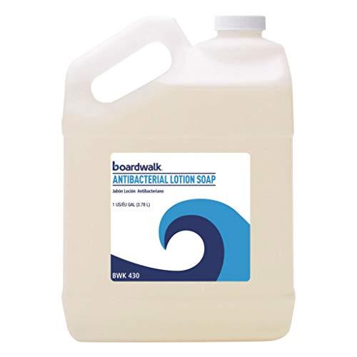 - BWK8200EA - Description : Antibacterial Hand Soap - Dermabrand Antibacterial Liquid Soap - Each