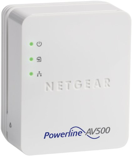 NETGEAR Powerline 500 1-Port Starter Kit (XAVB5201) by NETGEAR (Image #6)