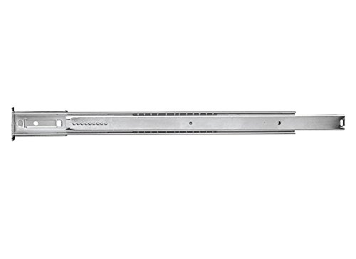 Hickory Hardware P1029/14-2C 14-Inch Center Mount Drawer Slide, Cadmium by Hickory Hardware
