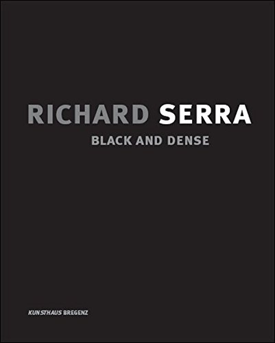 Richard Serra: Drawings-Work Comes Out of Work PDF