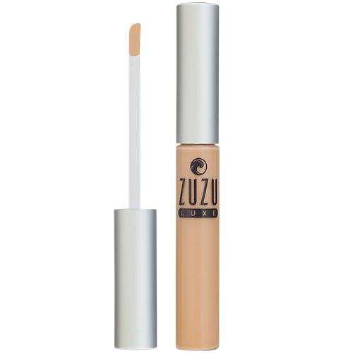 Zuzu Luxe Cream Concealer,Fair/Medium Skin,0.21 oz.