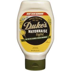 Duke's Light Mayonnaise 18 oz