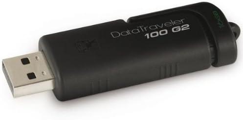 Kingston DT100G2 DATA Traveler 100 G2 / 16GB USB Flash Drive