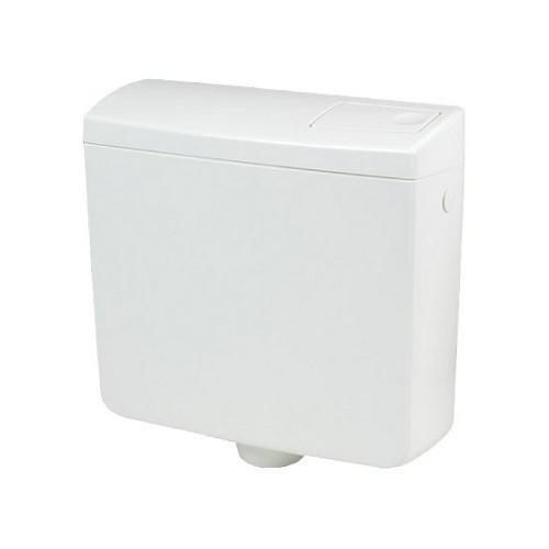 Sanit WC-Spülkasten # 928 weiß tiefhängend Spülmenge 6 bis 9 Liter einstellbar Sanit 928