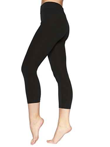 187 reypo women�s seamless capri leggings