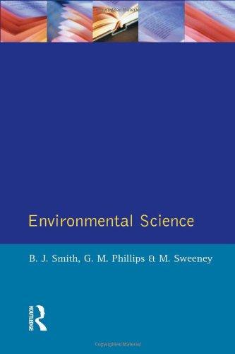 Environmental Science (Longman Technician Series)