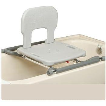 Amazon Com Eagle Health Tub Mount Swivel Shower Chair