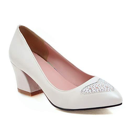 Sandales Compensées 5 Femme APL10738 BalaMasa Blanc 36 Blanc 5qSw4xg