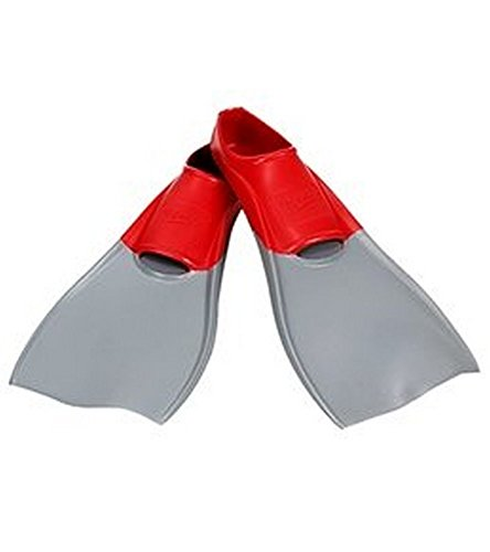 Speedo Trialon Rubber Swim Fins Multi Print XL