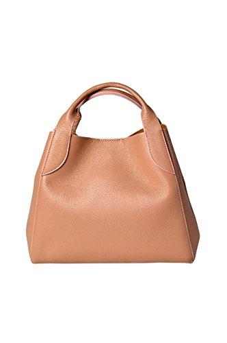 LuanaRomizi.com 8080P18IB - Bolso de asas para mujer Rosa