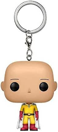 One Punch Man Keychain Doll Model Decoration