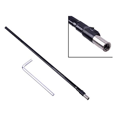 Guitar Truss Rod Two Way Type for Electric Acoustic Bass Guitars Neck With Adjust Wrench (570mm)