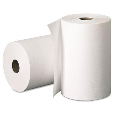 キンバリーProfessional : Nonperforated紙タオルロール、8 x 400 '、ホワイト、12カートンあたり – : -として販売2 Packs of – 12 – / – Total of 24各 B0030558S6