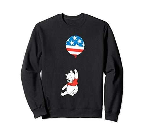 Disney Winnie the Pooh Americana Balloon Sweatshirt