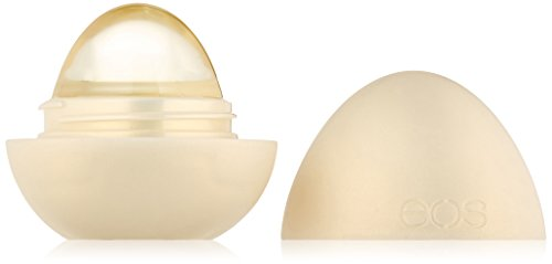 eos Crystal Lip Balm Sphere - Vanilla Orchid | 100% Wax-Free | 0.25 oz. | (Packaging May Vary)