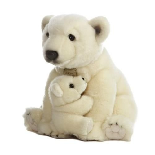 Buy polar bear plush aurora