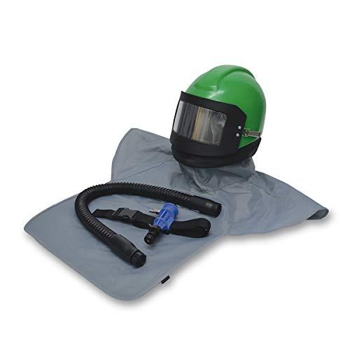 Allegro Industries Polyethylene NOVA 2000 Blasting Helmet With Cooler
