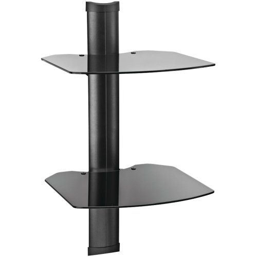 OMNIMOUNT TRIA 2 B TRIA2B 2-Shelf Wall Furniture System electronic consumer