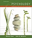 Psychology::Modules for Active Learning With Concept Modules With Note-taking and Practice Exams Booklet, 12th edition.[Hardcover,2011]