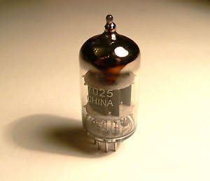 Jellyfish Audio 7025 de la válvula de por lo que se refiere Mullard ...