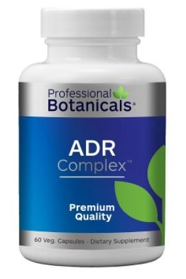 Professional Botanicals ADR Complex Stress Support, 60 Count by Professional Botanicals (Image #1)