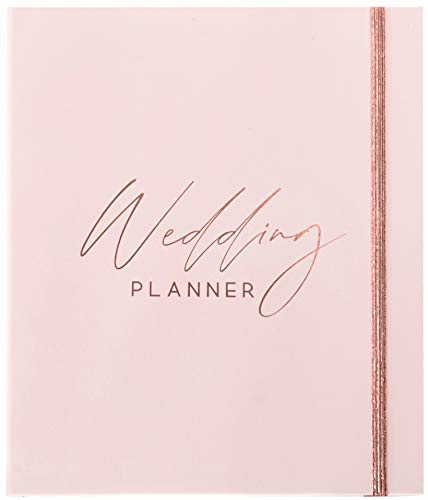 The Dream Wedding Planner   Luxury Wedding Organizer Book with Beautiful Souvenir Gift Box   Perfect Wedding Journal for Brides   Checklists, Calendar, Budget Planning, Guest List   Pink & Rose