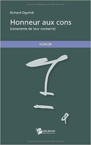 Livres gratuits en ligne Honneur aux cons epub pdf