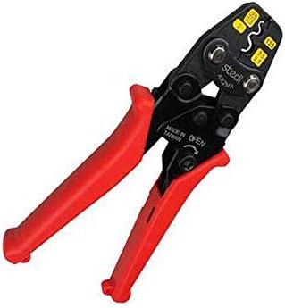 SSY-YU ある家の修理、適した、アウトドア産業メンテナンス多機能銅線ノーズ圧着プライヤーセット(カラー:レッド、サイズ:17.2センチメートル) ペンチ 切断工具