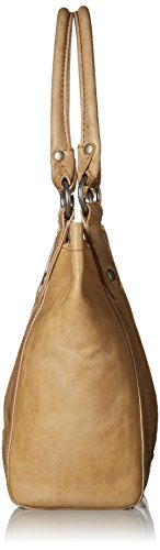 Sand Melissa FRYE Shoulder Leather Handbag BnIXwdqga