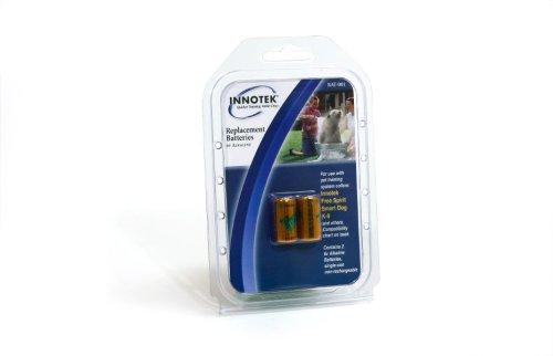 Innotek Replaceable Batteries, 6 Volt Alkaline (2PK)