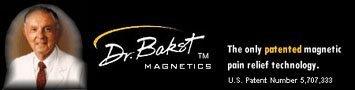 Magnetic Back Support Belt From Dr. Bakst Magnetics, Small