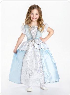 little adventures deluxe cinderella dress - 9