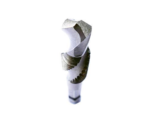 herramienta el/éctrica para trabajar la madera con caja de madera para taladrar madera Juego de brocas de pala de v/ástago hexagonal de acero al carbono de 13 piezas