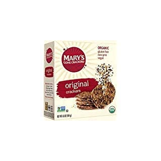 Mary's Gone Crackers Original 6.5 oz (Pack of 3)