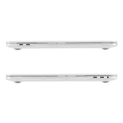 Moshi iGlaze Hardshell Case for Macbook Pro 2016-2017 15'' w/ Touch Bar (Clear) by Moshi (Image #4)