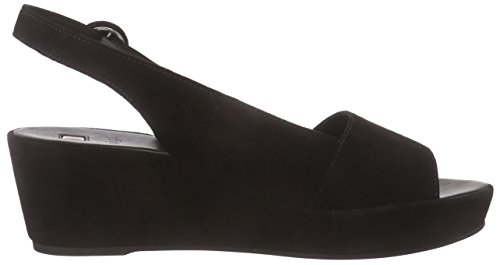 Högl 1- 10 3202 - Sandalias Mujer Negro - Black (0100)