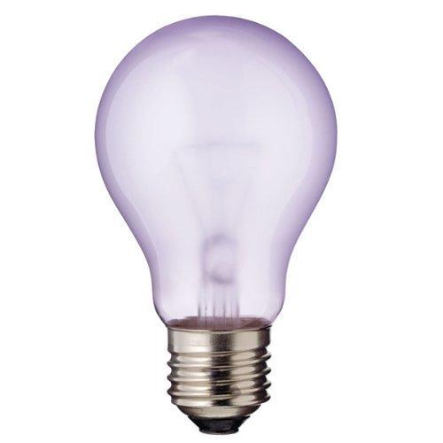 Bulbs Broad Spectrum Light - Verilux Natural Spectrum 60 Watt Frosted Light Bulb