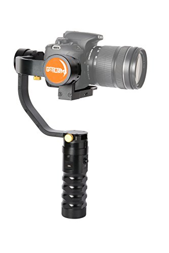 YOEMELY 3 Axis Gimbal Handheld Stabilizer Steady Support for DSLR Mirrorless Digital Cameras and...