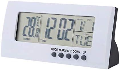 Fangfeen Multifuncional Cubierta Digital Reloj electrónico ...
