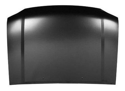 Nissan Frontier Hood Replacement - CPP Steel Primed Hood for 2001-2004 Nissan Frontier