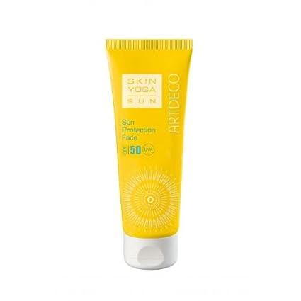 Artdeco - Sun Protección Face SPF50 75 ml: Amazon.es: Belleza