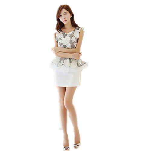 Silk Blend Skirt Suit - 2