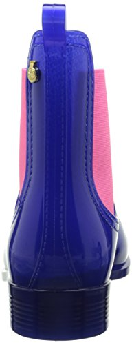 Lemon Jelly Pisa Damen Gummistiefel Blau - Bleu (05 Candy Blue)