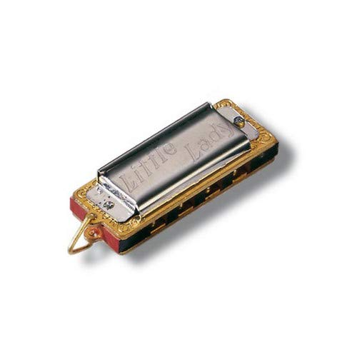 Hohner 39 Little Lady 4 Holes with 8-Reeds