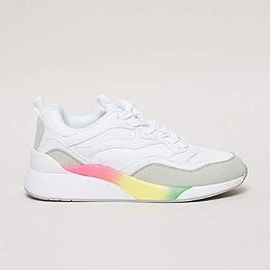 Kappa Walking Shoes with Lace-Up Closure 37EU