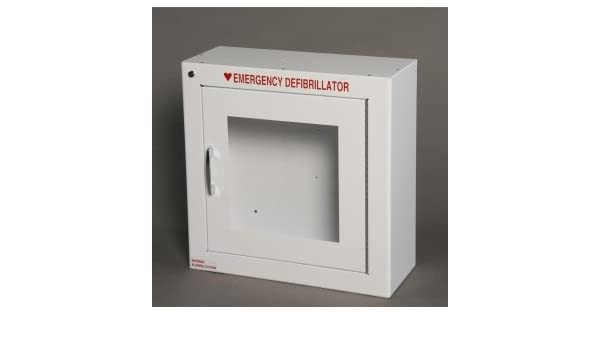 Zoll Aed Cabinet With Alarm | Mail Cabinet