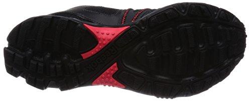 Reebok Trail Voyager RS 2.0 - Zapatillas de deporte Negro / Gris / Rojo (Black / Gravel / Neon Cherry)